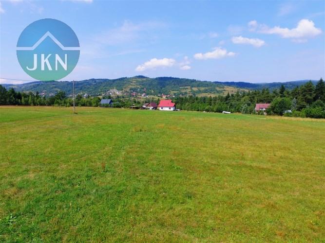 Działka w Stryszawie - Hucisko